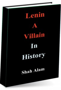 Cover--Lenin-A-Villain-In-H