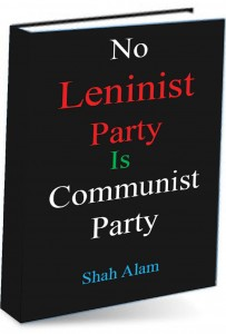 No-Leninist-Party-is-Commun